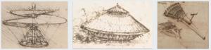 レオナルド・ダ・ヴィンチの開発