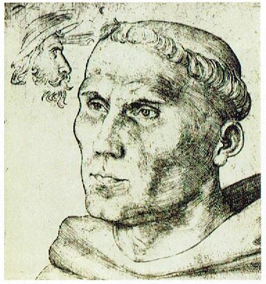 修道士時代のルター