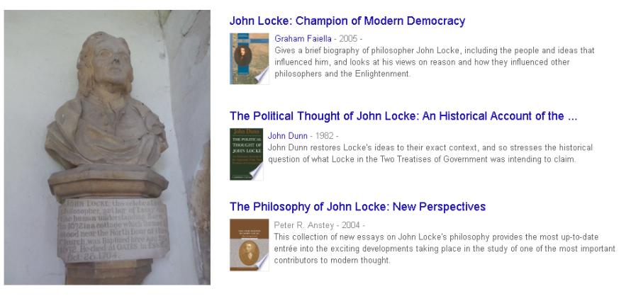 ジョン・ロック 政治・哲学