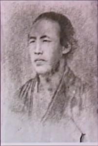 坂本龍馬の肖像
