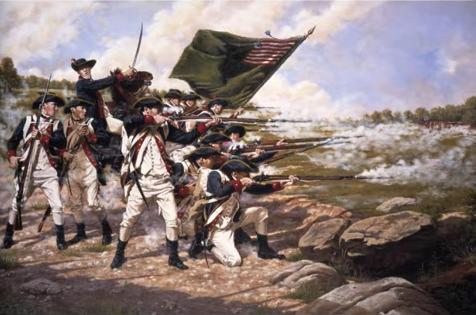 アメリカ独立革命