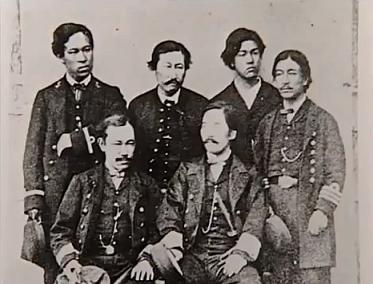 箱館政府の閣僚の多くは旧幕府軍の重役であった