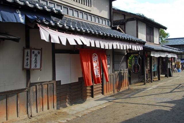 江戸時代の庶民の家