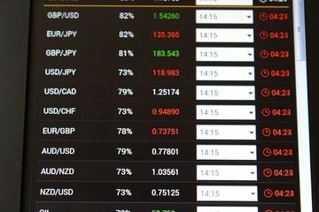 FX(外国為替証拠品取引)