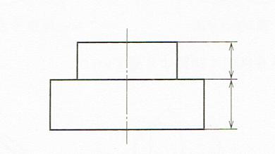 直列寸法の記入法(JIS B 0001 2010)