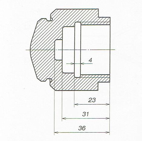 基準からの記入(JIS B 0001 2010)