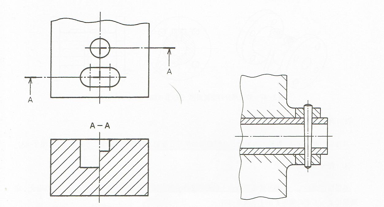ハッチング(JIS Z 8316 1999)