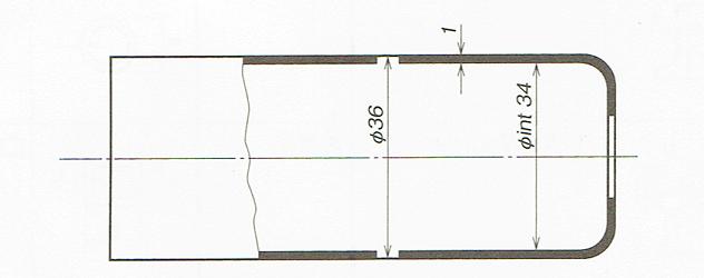 〝int〟の指示例(JIS B 0001 2010)