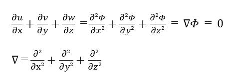 ラプラスの方程式