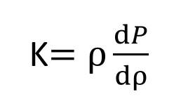 体積弾性係数
